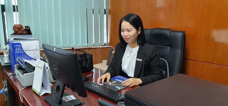Bà Trần Hải Yến