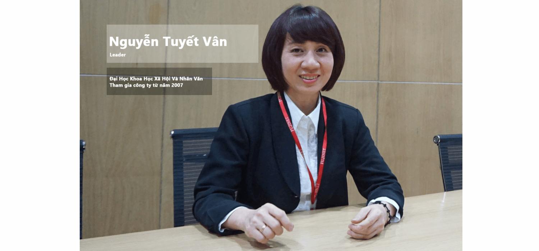 Nguyễn Tuyết Vân