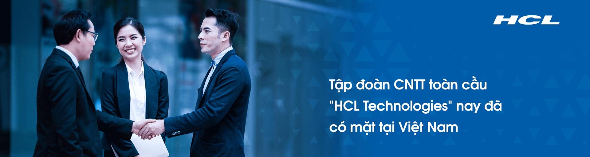 Việc làm tại Tập Đoàn CNTT Toàn Cầu HCL Technologies
