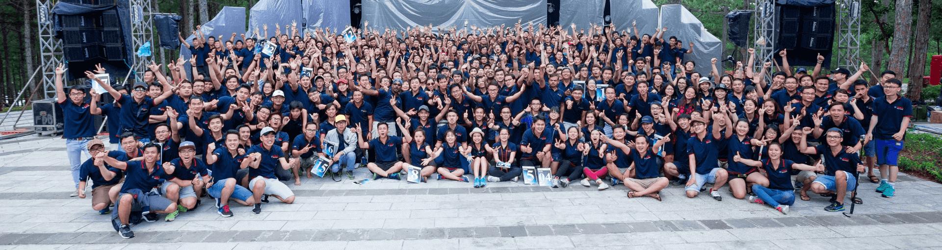 Open jobs at Robert Bosch Engineering Vietnam