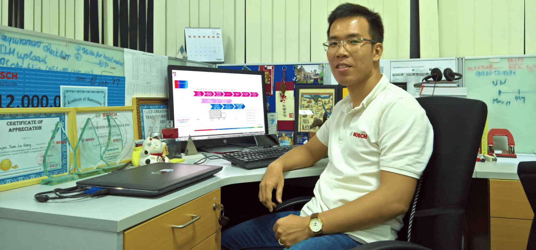 Nguyen Tuan Le Giang