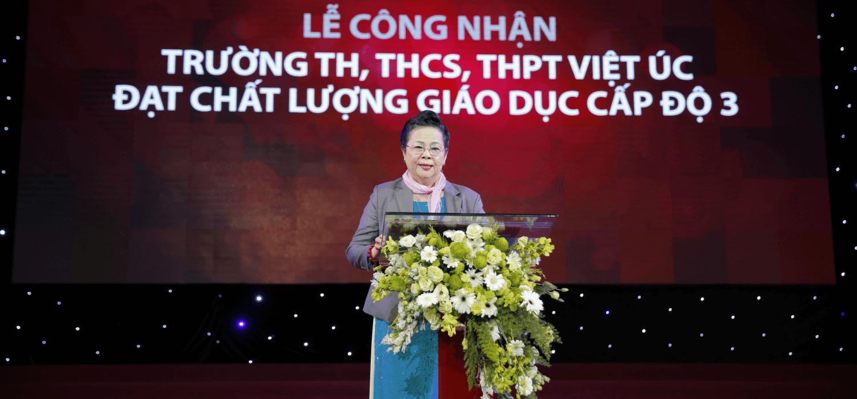 Madame Nguyễn Hoa Mai