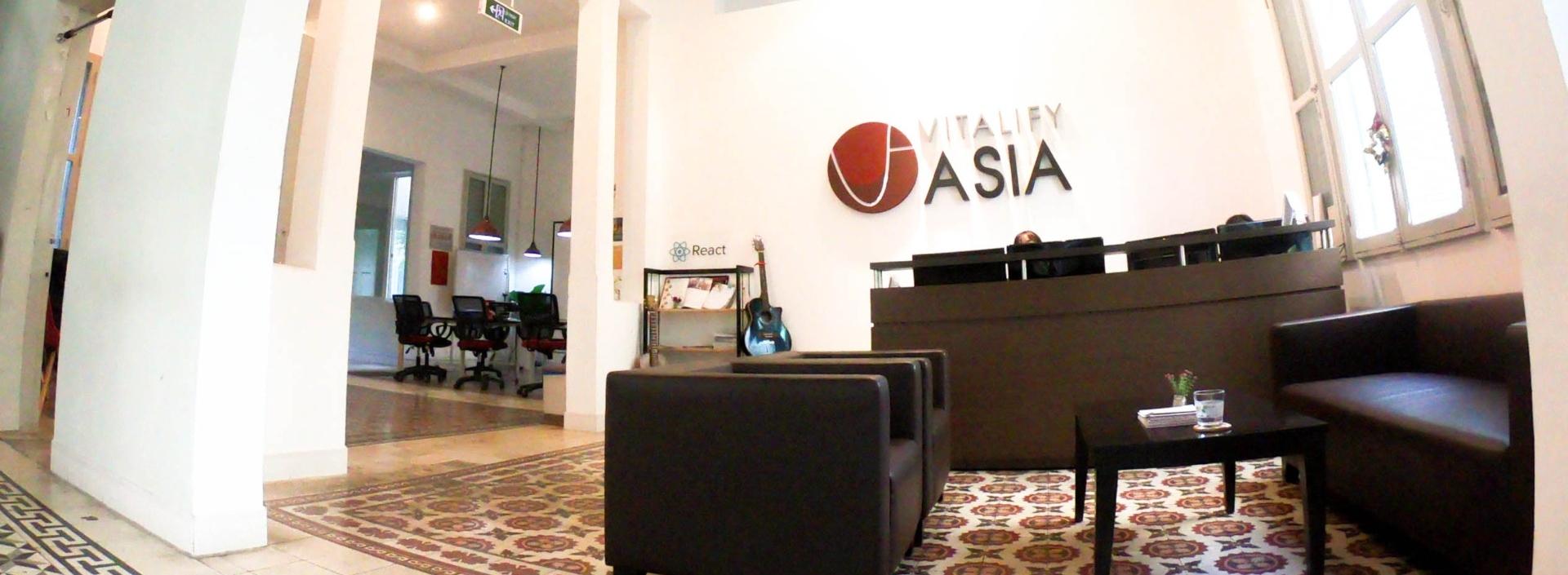 Open jobs at Vitalify Asia