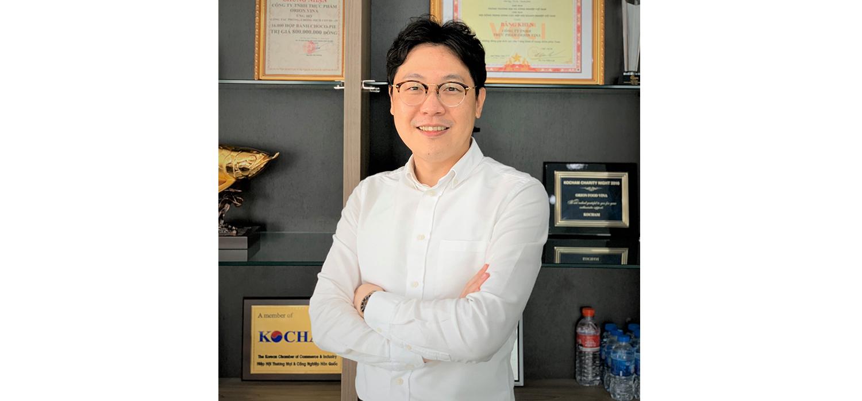 Ông Kim Jong Joon