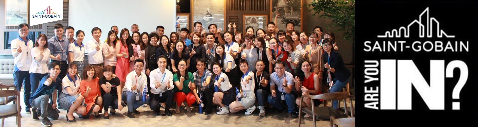 Open jobs at Saint-Gobain Vietnam