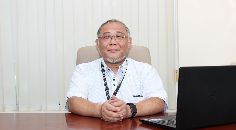 IMAMICHI MASAHIRO