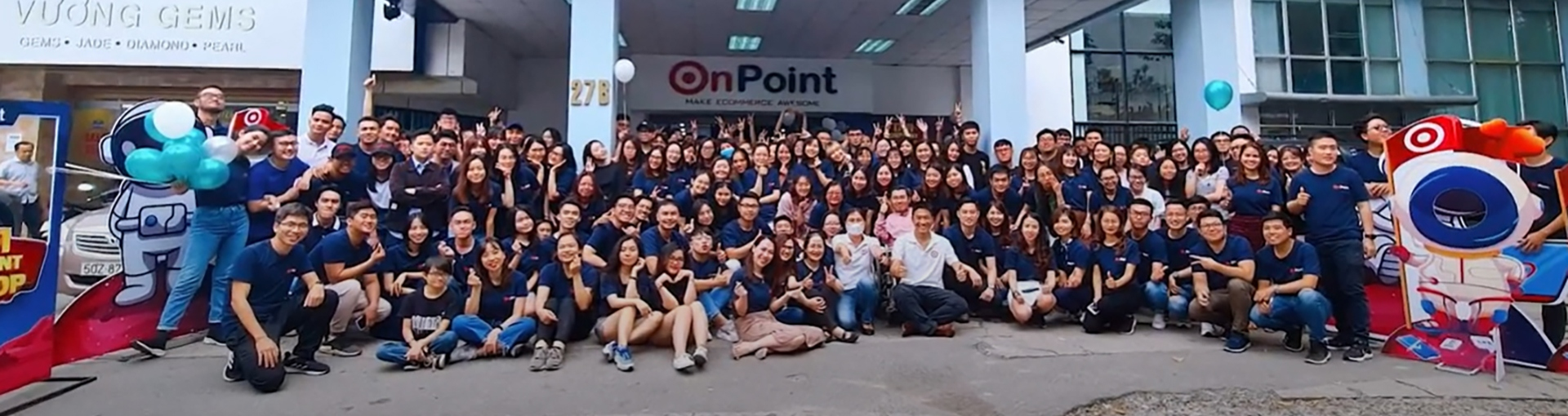 Open jobs at Công ty TNHH OnPoint