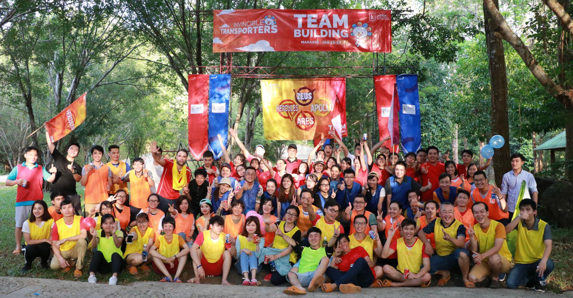 Open jobs at Công ty TNHH Chuyển phát nhanh Lazada Vietnam