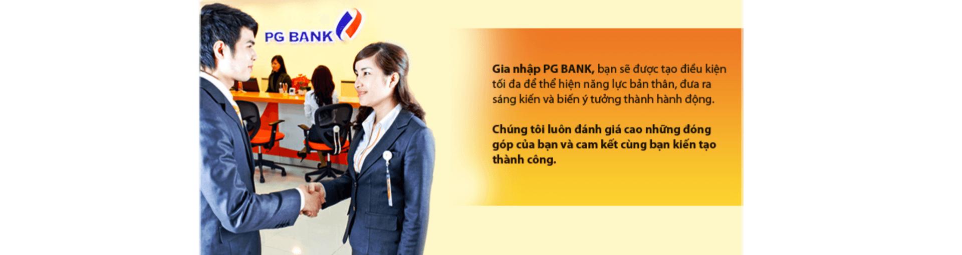 Việc làm tại Ngân hàng TMCP xăng dầu Petrolimex (PGBank)