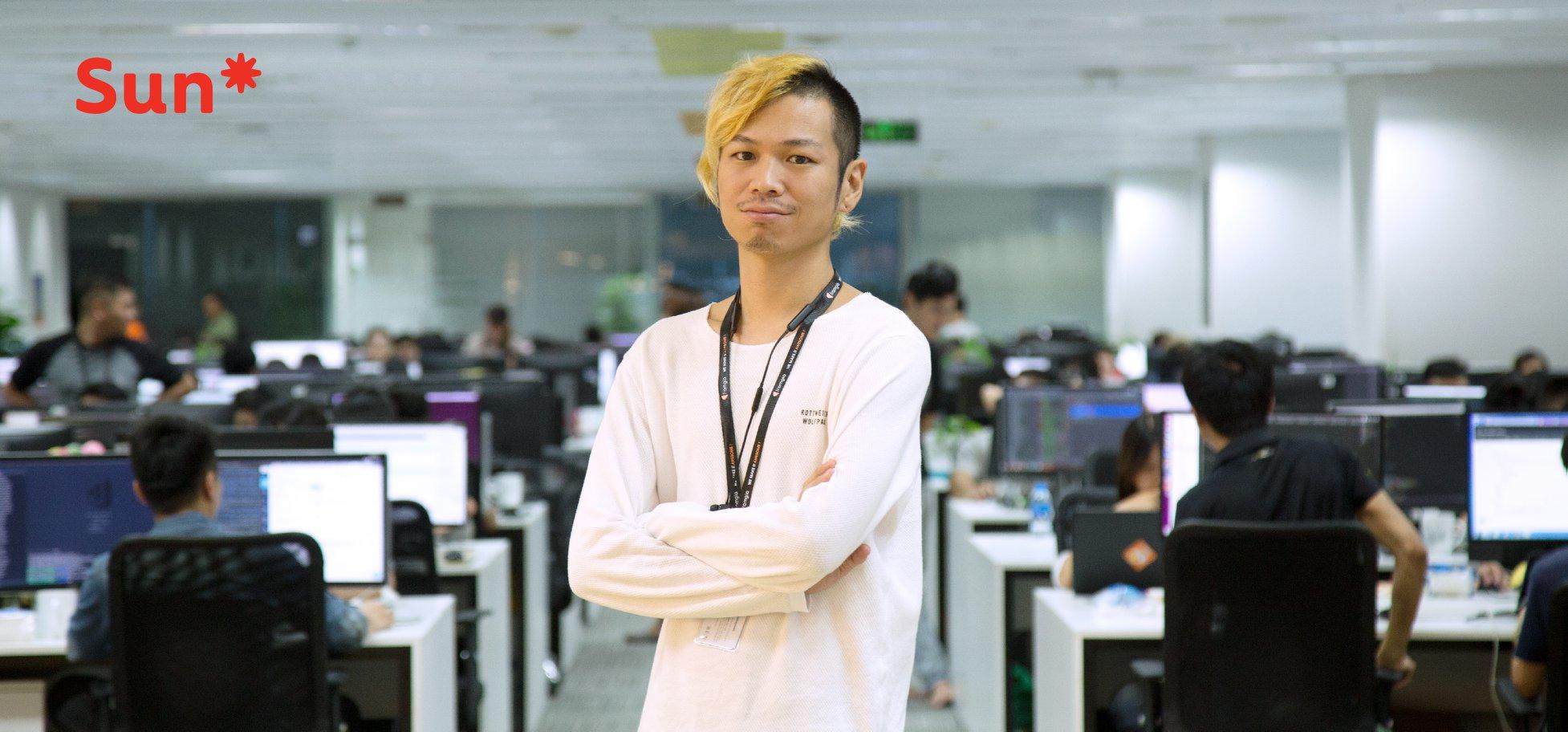 Mr. Taihei Kobayashi