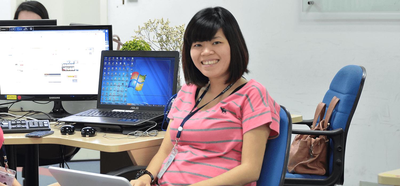 Chị Nguyễn Thanh Huyền